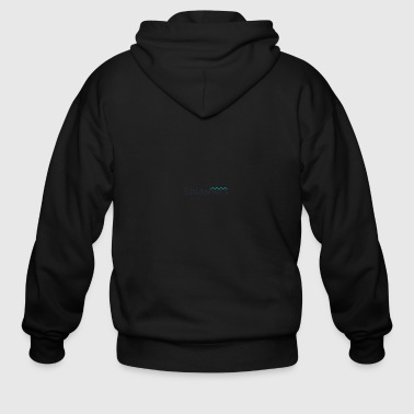 Splash - Men's Zip Hoodie