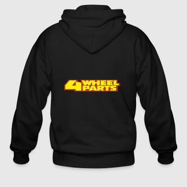 Four Wheel Parts - Men's Zip Hoodie