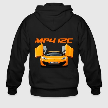 MP4-12C - Men's Zip Hoodie