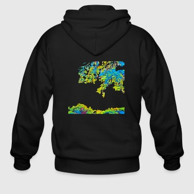 Tripical - Men's Zip Hoodie