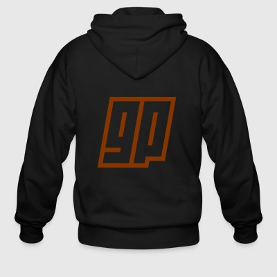 Ginger Power - Men's Zip Hoodie