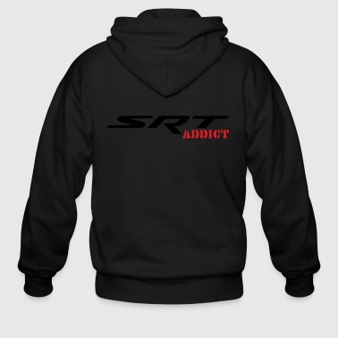 SRT ADDICT - Men's Zip Hoodie