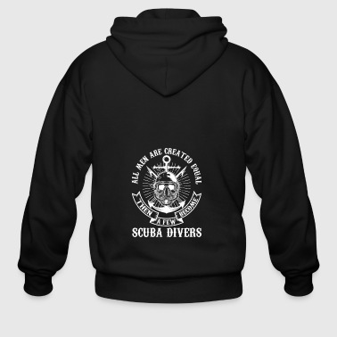 I Only Date Eagle Scouts - Funny Eagle Scout Shirt - Men's Zip Hoodie