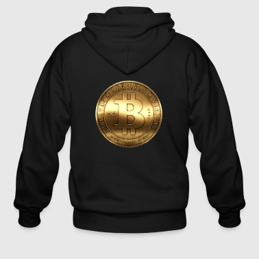The Coin - Men's Zip Hoodie