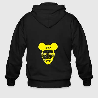 Breaking Bad Walter White - Men's Zip Hoodie