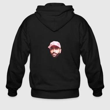 Sean Don - Men's Zip Hoodie