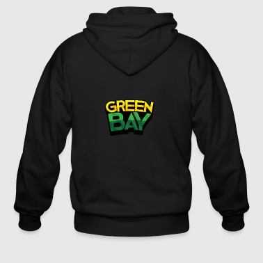 GREEN BAY - Men's Zip Hoodie