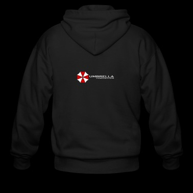 Umbrella corp - Men's Zip Hoodie