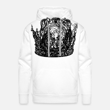 Mythical Beast Dragon 2 - Men's Premium Hoodie