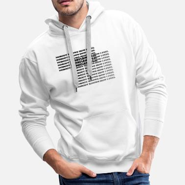 Feeling Feelings - Men's Premium Hoodie