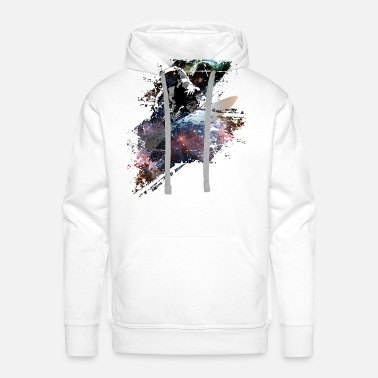 Galaxie Galaxy Surf - Men's Premium Hoodie