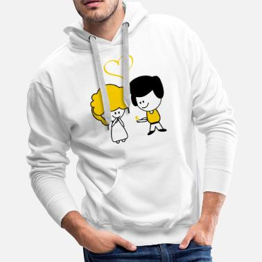 Marry married - Men's Premium Hoodie