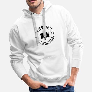 Photo Shooting Photography Lovers Camera Photographer Funny Gift - Men's Premium Hoodie