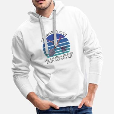 Botanist Garden brother except much cooler - Men's Premium Hoodie