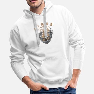 Prince Kings are born in June - Men's Premium Hoodie