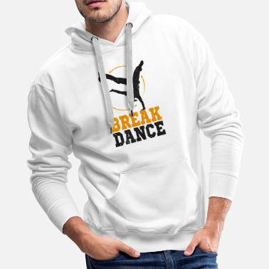 Jumpstyle Breakdance - Men's Premium Hoodie