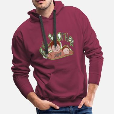 Big Brother - Men's Premium Hoodie