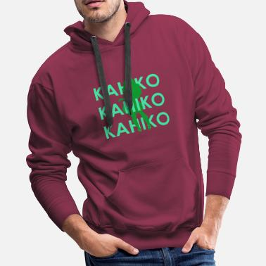 Honolulu Hawaii - Men's Premium Hoodie