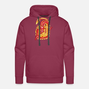 Red Dragon Red Dragon - Men's Premium Hoodie