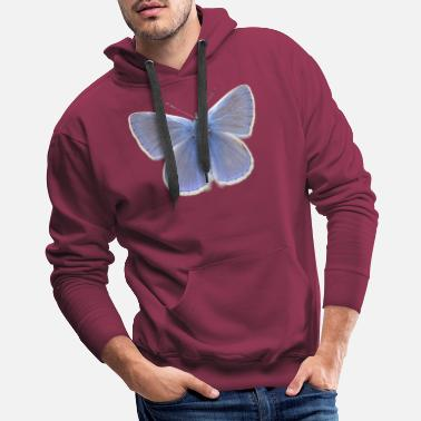 Exotic Butterfly Birthday Gift T-Shirt Chrstmas Present T - Men's Premium Hoodie