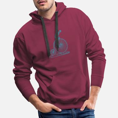 Ride Retro - Men's Premium Hoodie