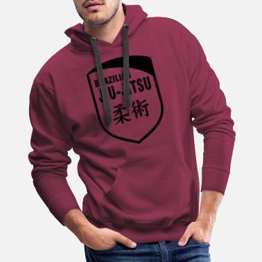 0bbcb0d09aca Jiujitsu Brazilian Jiujitsu 2 - Men  39 s Premium Hoodie