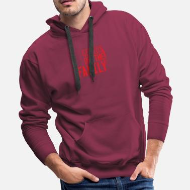 Genius Genius Of The Family - Men's Premium Hoodie