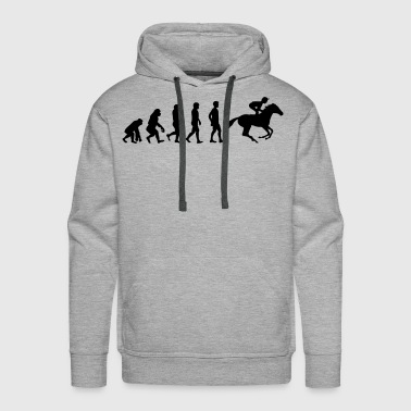 Riding Evolution - Men's Premium Hoodie