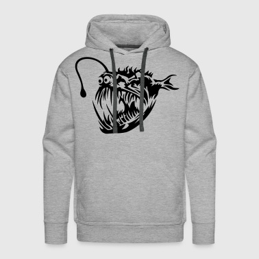 Deep-sea fish - Men's Premium Hoodie