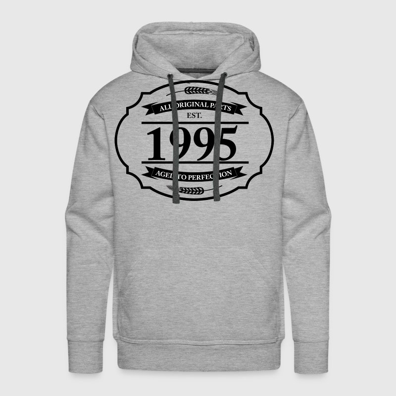 All original Parts 1995 - Men's Premium Hoodie