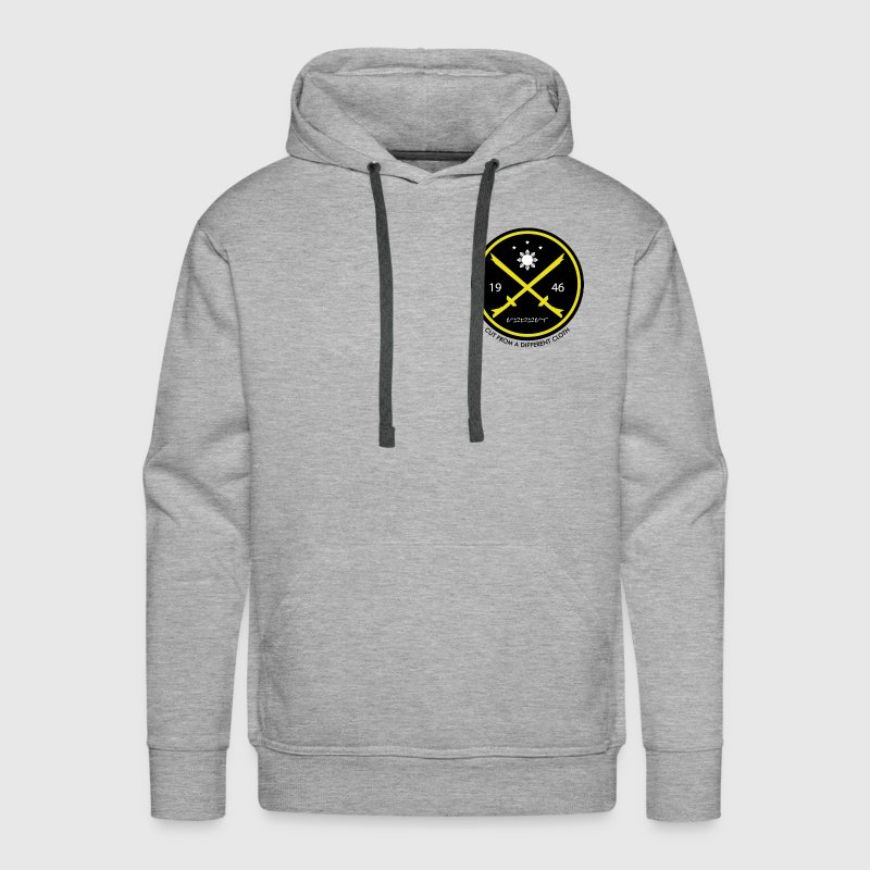 cut from a different cloth philippines design - Men's Premium Hoodie