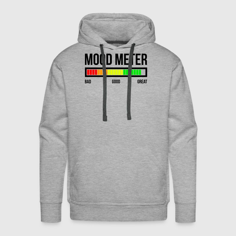 MOOD METER GREAT MOOD - Men's Premium Hoodie