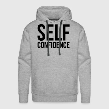 SELF CONFIDENCE - Men's Premium Hoodie
