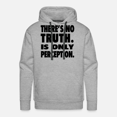 Perception ONLY PERCEPTION - Men's Premium Hoodie