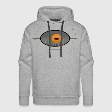 The Insects Detector tee - Men's Premium Hoodie