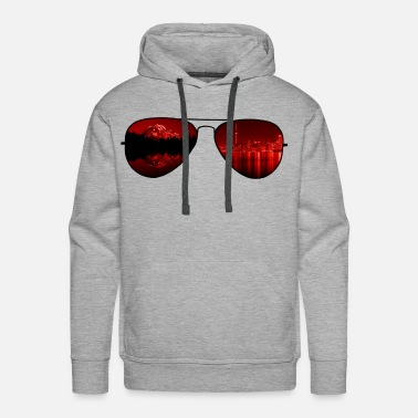 Sight Sight Seer - Men's Premium Hoodie