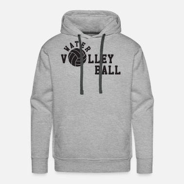 Volleyball Setter Volleyball - Water volleyball - Men's Premium Hoodie