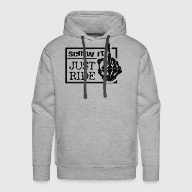 SCREW IT - Men's Premium Hoodie
