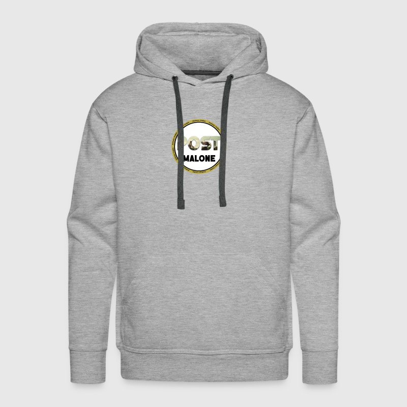 Post Malone: Beerbongs & Bentleys - Men's Premium Hoodie