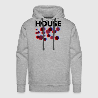 House Music - Men's Premium Hoodie