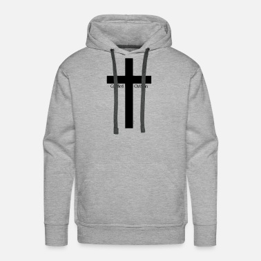 Cool Christian Certified Christian - Men's Premium Hoodie