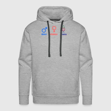 PC Games Video Game Humor Consoles Game Gaming - Men's Premium Hoodie