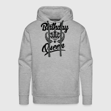 Birthday queen 18 - Men's Premium Hoodie