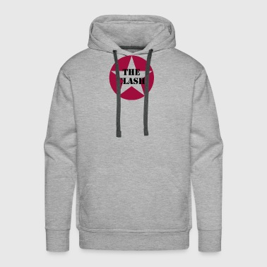 The Clash - Men's Premium Hoodie