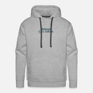 Cultural Capital Embrace Your Culture - Men's Premium Hoodie