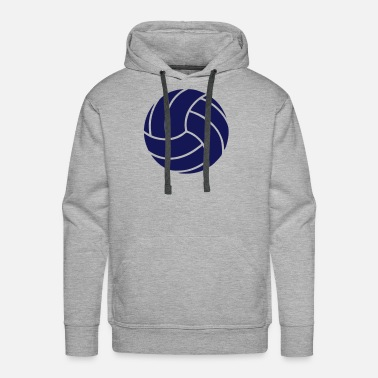 Volleyball Setter Volleyball - Men's Premium Hoodie