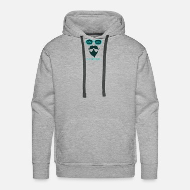 Gentleman SNUS is a lifestyle Dad Gift Idea christmas - Men's Premium Hoodie