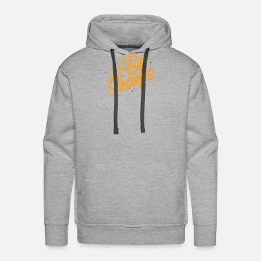 Sharp The Be Sharps - Men's Premium Hoodie