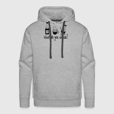 Your choice - Men's Premium Hoodie