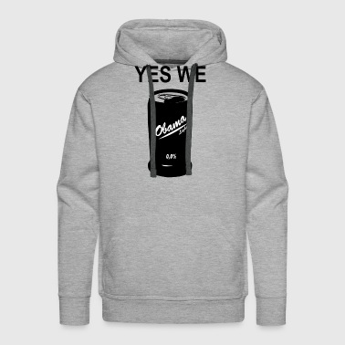 Yes we can Obama - Men's Premium Hoodie